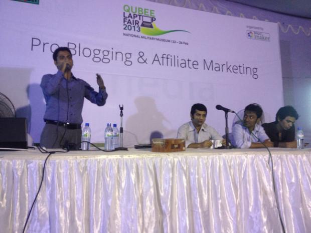 Masudur Rashid, Bangladeshi Blogger
